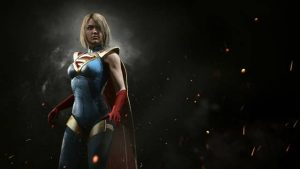 SupeGirl Injustice 2
